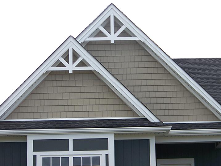 exterior gable trim exterior gable trim