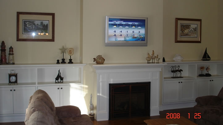 mantel-wall-unit