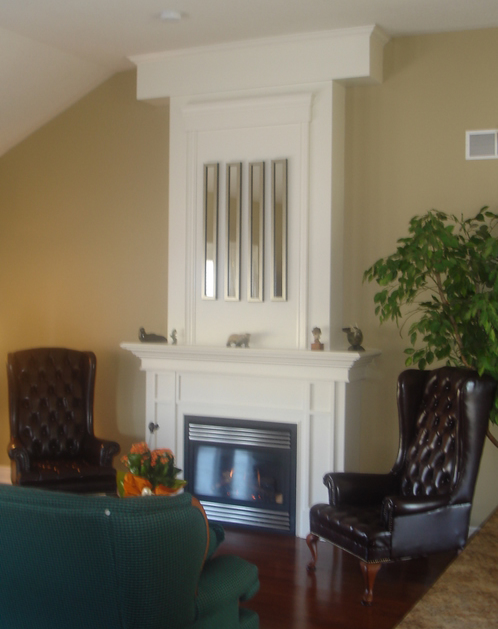 Custom Fireplace Mantels Serving Fort Erie Niagara